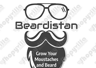 Beardista logo