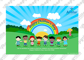 Children Day Banner
