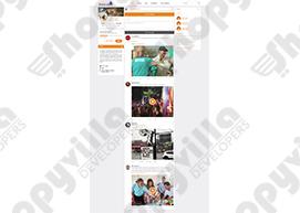 Chirp social app