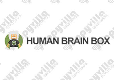 Human Brain Box logo