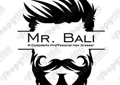 Mr. Bali logo