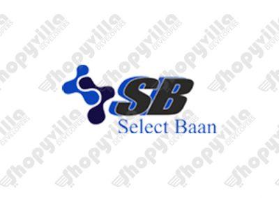 Select Baan logo