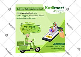 Kodimart Shopping Banner