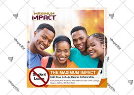 Maximum Impact Banner