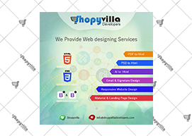 Web Design Services Banner